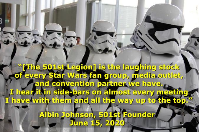 Albin Johnson Quote